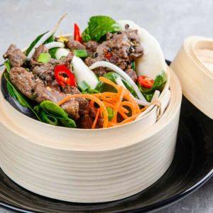 Kenko - Restauracja azjatycka - Beef Bao