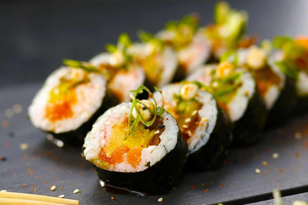 Kenko - Restauracja azjatycka - sushi