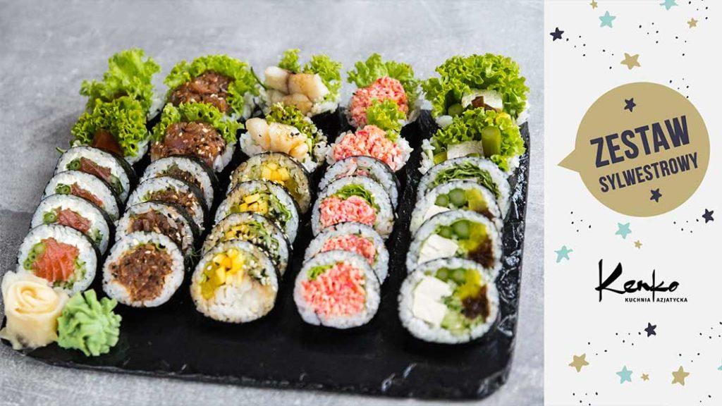 Zamow Zestaw Sylwestrowy Kenko Kuchnia Azjatycka