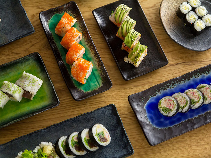 Nowe Menu Sushi Kenko Kuchnia Azjatycka